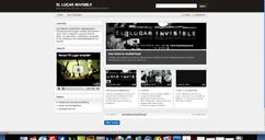 WebSite sobre Producción Audiovisual, lista para actualización y mantenimiento, Word Press 2.9